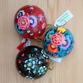 Christmas Bauble – Selection A