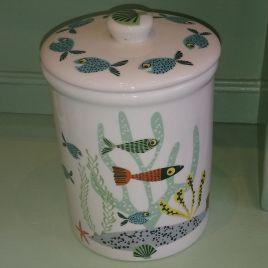 Fish Storage Jar