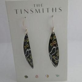 Willow Leaf Earrings