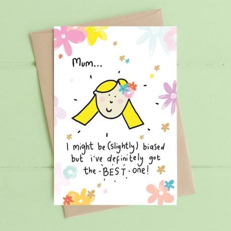Mum-The Best One ABSS3711
