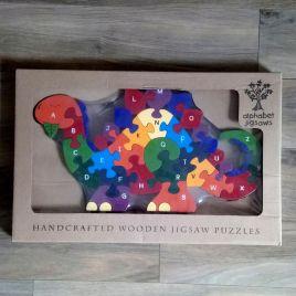 Alphabet Dinosaur Jigsaw