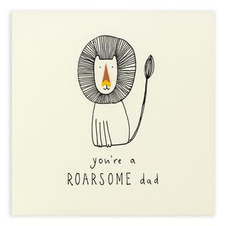 F-Roarsome Dad