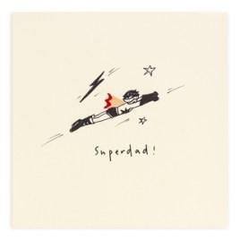 Superdad Card