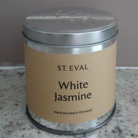 White Jasmine Tin