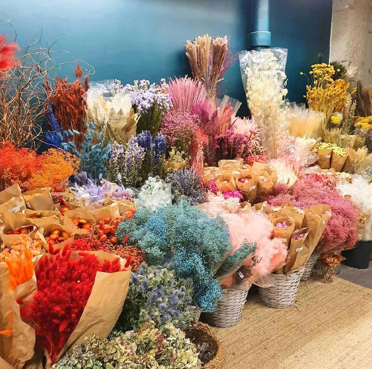 Bouquet surprise - inspiration du jour de la fleuriste