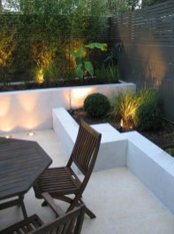 Amazing Small Courtyard Garden Design Ideas 34