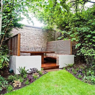 Amazing Small Courtyard Garden Design Ideas 40