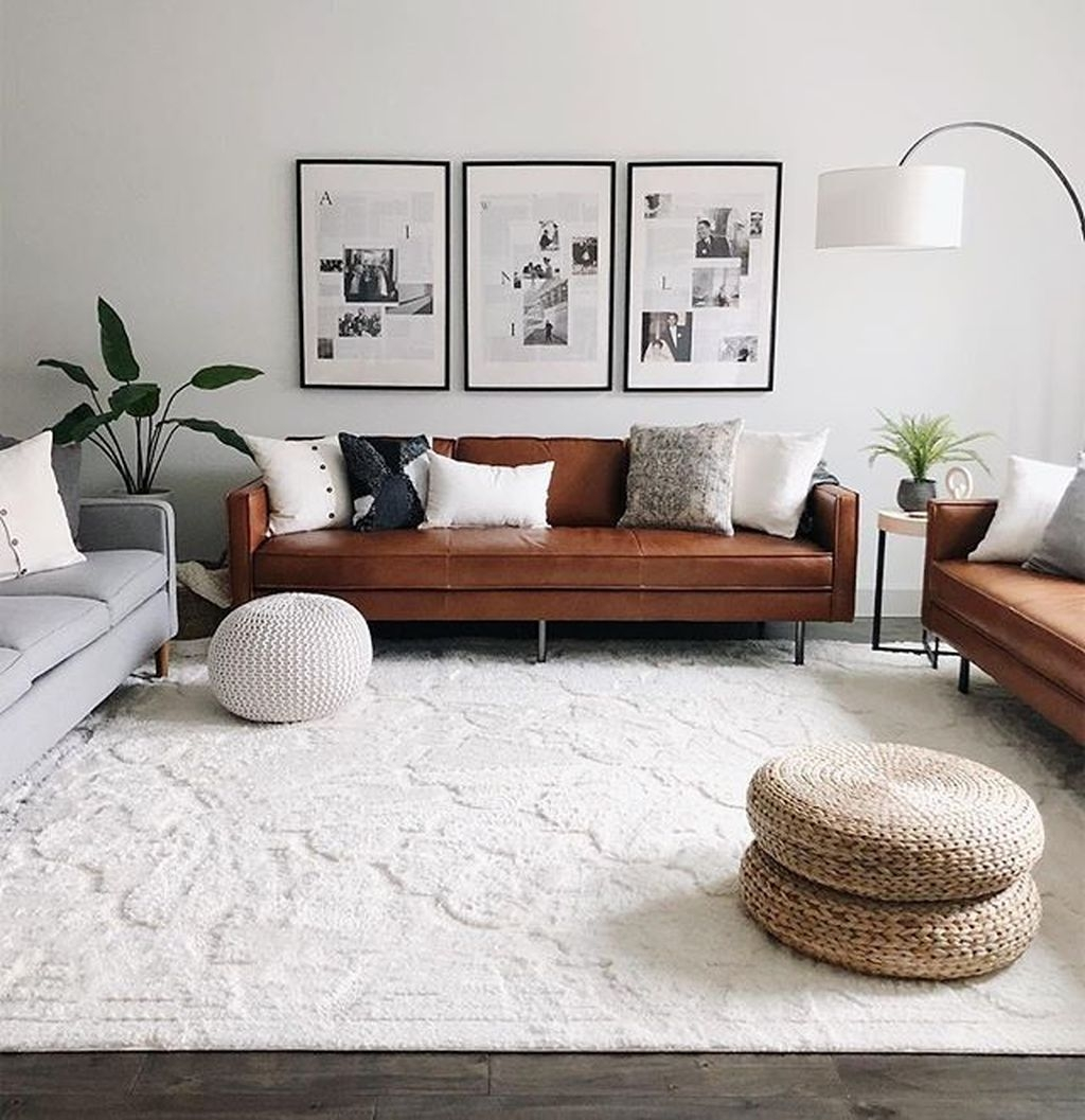 Awesome Modern Rustic Living Room Decor Ideas 01