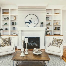 Awesome Modern Rustic Living Room Decor Ideas 02