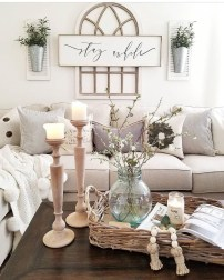 Awesome Modern Rustic Living Room Decor Ideas 36