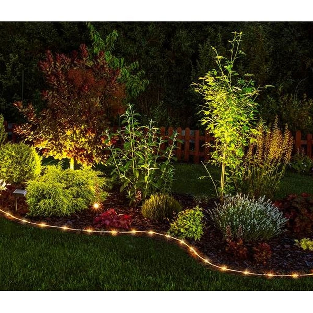 Inspiring Outdoor Lighting Ideas For Your Garden 06