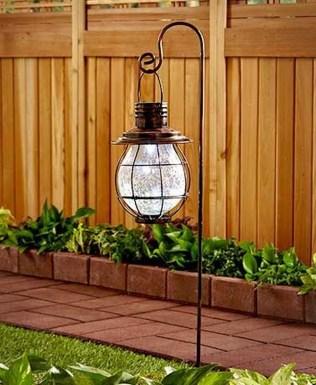 Inspiring Outdoor Lighting Ideas For Your Garden 28
