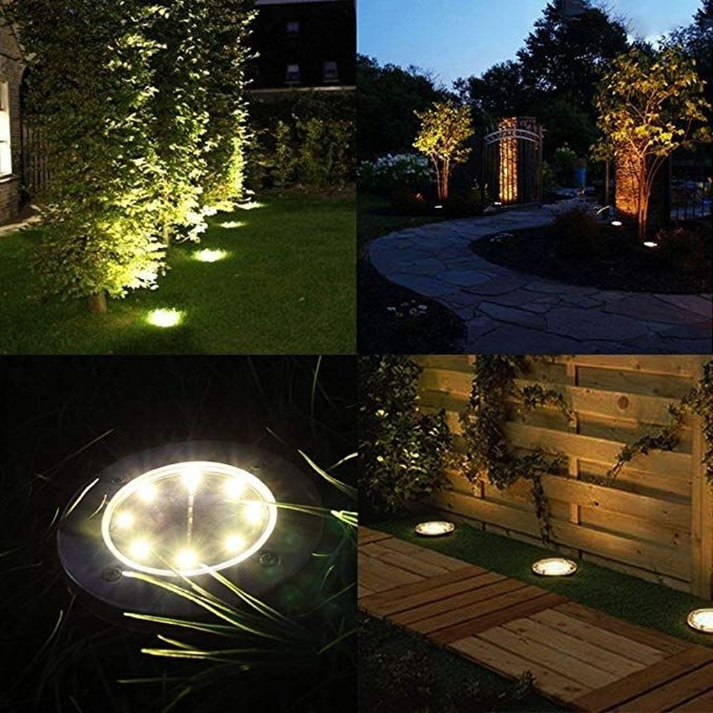 Inspiring Outdoor Lighting Ideas For Your Garden 43
