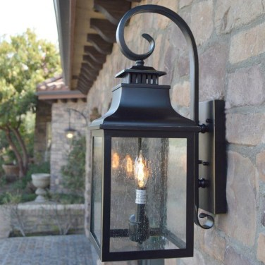 Inspiring Outdoor Lighting Ideas For Your Garden 45