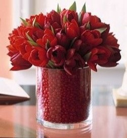 Lovely Rose Arrangement Ideas For Valentines Day 11