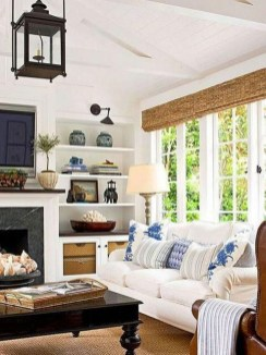 Amazing Coastal Living Room Decoration Ideas You Must Try 33