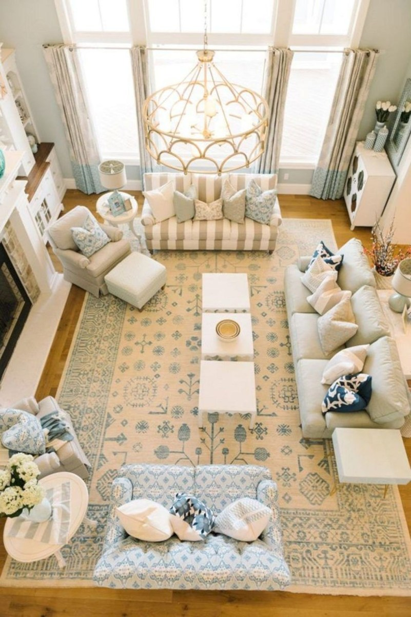 Amazing Coastal Living Room Decoration Ideas You Must Try 36