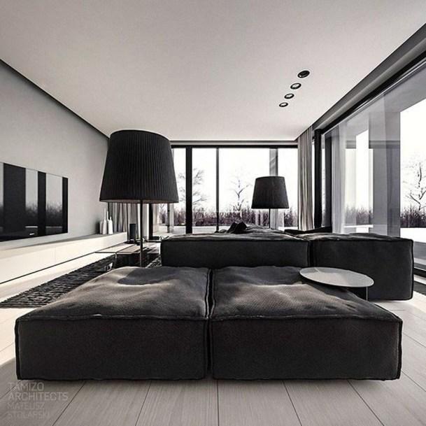 Awesome Modern Minimalist Home Decor Ideas 23