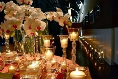 Beautiful And Romantic Valentine Dining Table Decoration Ideas 26