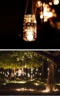 Beautiful Backyard Wedding Decor Ideas To Get A Romantic Impression 37