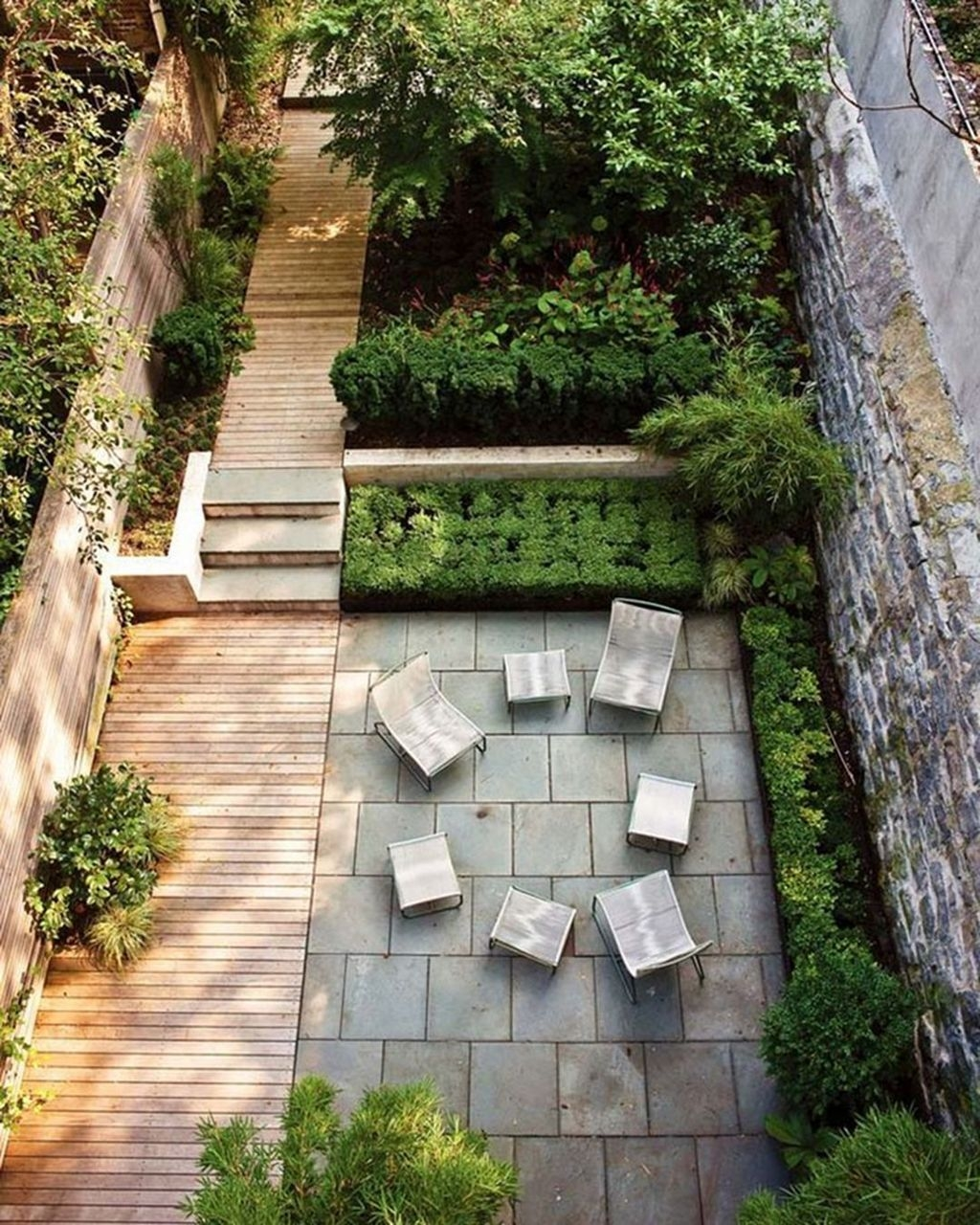 Beautiful Modern Backyard Landscaping Design Ideas 02