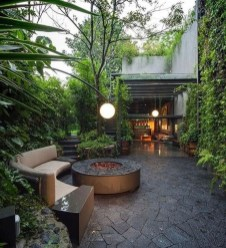 Beautiful Modern Backyard Landscaping Design Ideas 12