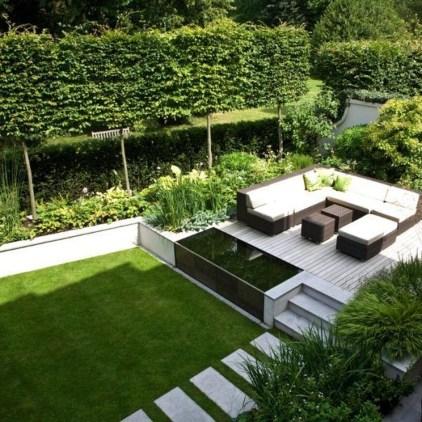 Beautiful Modern Backyard Landscaping Design Ideas 15