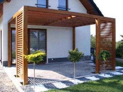 Beautiful Modern Backyard Landscaping Design Ideas 16
