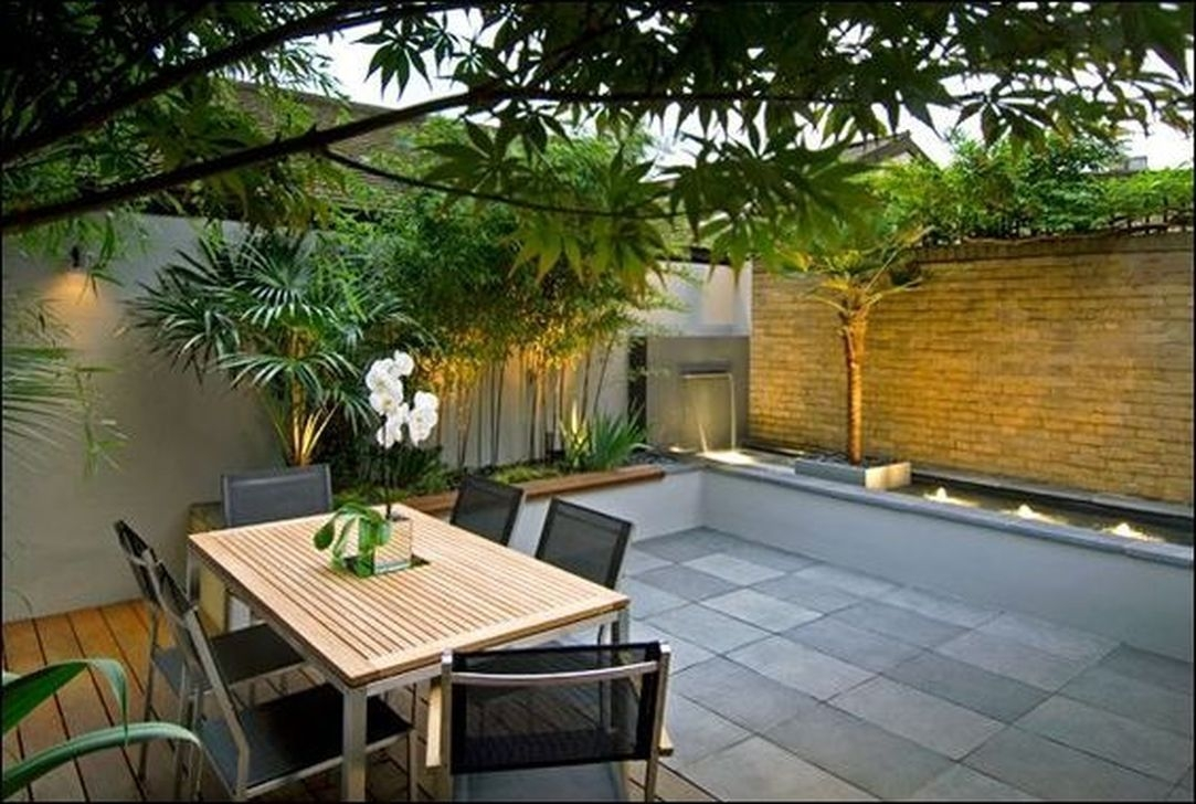 Beautiful Modern Backyard Landscaping Design Ideas 30