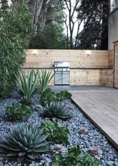 Beautiful Modern Backyard Landscaping Design Ideas 45