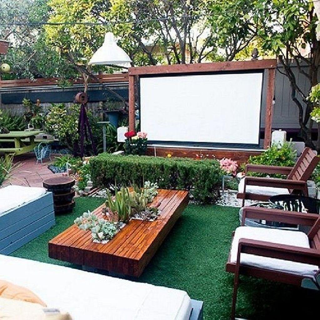 Beautiful Modern Backyard Landscaping Design Ideas 50