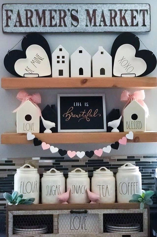 Beautiful Valentine Interior Decor Ideas To Make Him Amazed 18