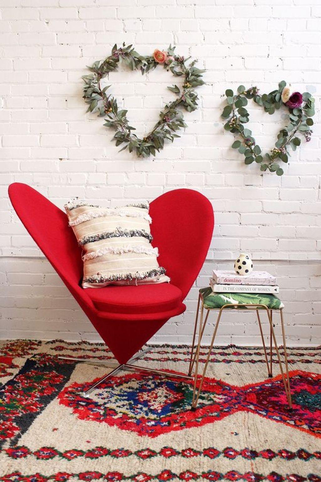 Beautiful Valentine Interior Decor Ideas To Make Him Amazed 28