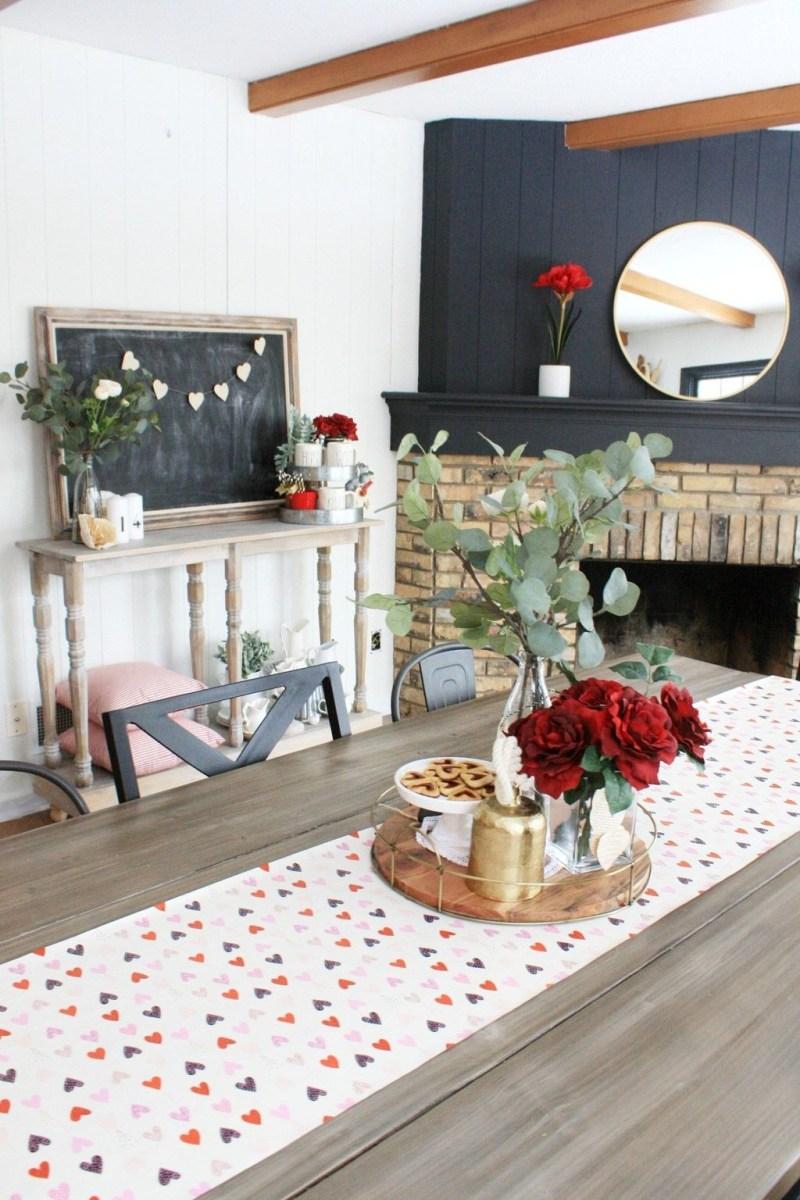 Beautiful Valentine Interior Decor Ideas To Make Him Amazed 38