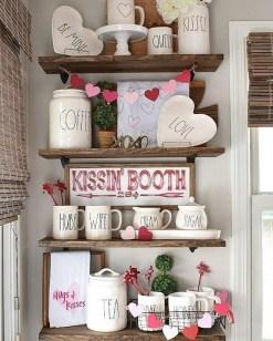Beautiful Valentine Interior Decor Ideas To Make Him Amazed 42