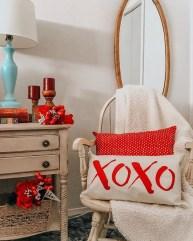 Cute Farmhouse Style Valentine Decorations 10