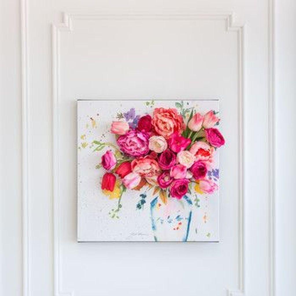 Cute Valentine Wall Art Design Ideas 05