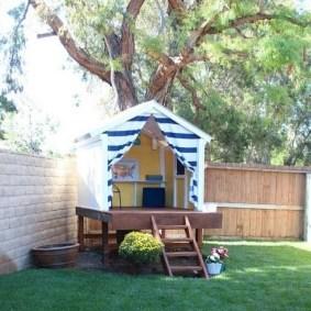 Gorgeous Backyard Playground Kids Design Ideas 01