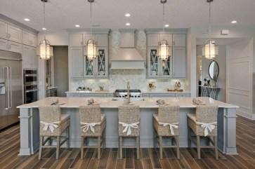 Gorgeous Coastal Kitchen Design Ideas 39