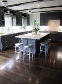 Inspiring Dark Grey Kitchen Design Ideas 09