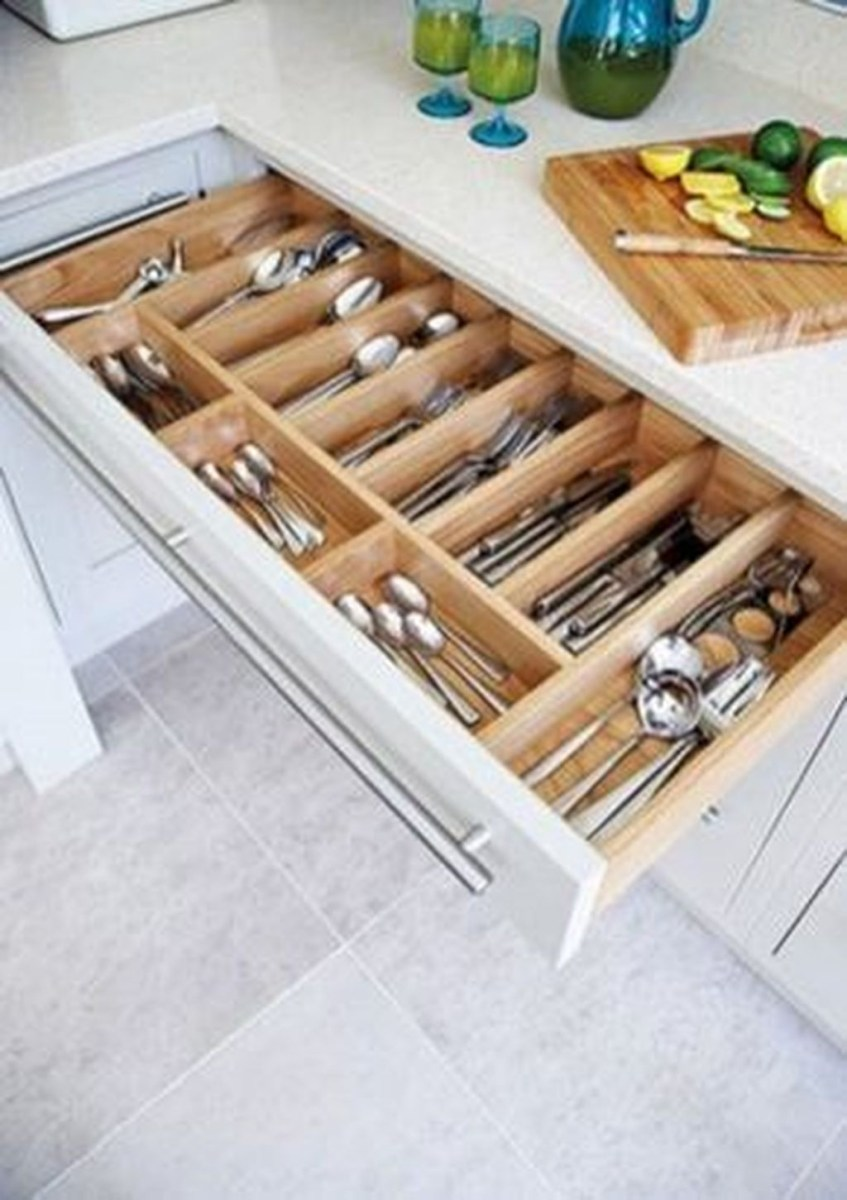 Inspiring Kitchen Storage Design Ideas 04