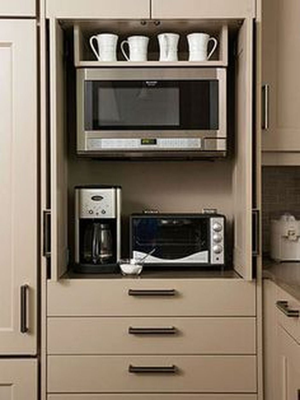 Inspiring Kitchen Storage Design Ideas 10