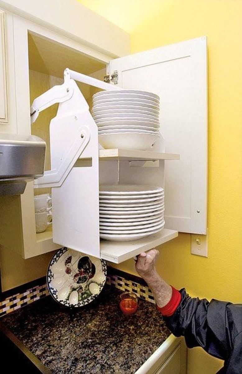 Inspiring Kitchen Storage Design Ideas 14