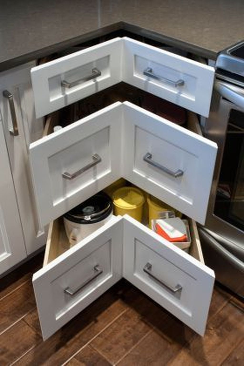 Inspiring Kitchen Storage Design Ideas 22
