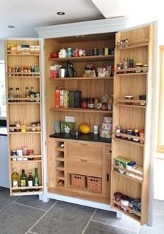 Inspiring Kitchen Storage Design Ideas 39