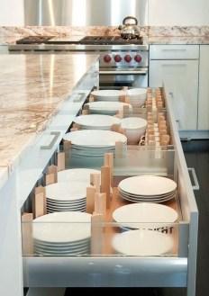 Inspiring Kitchen Storage Design Ideas 40