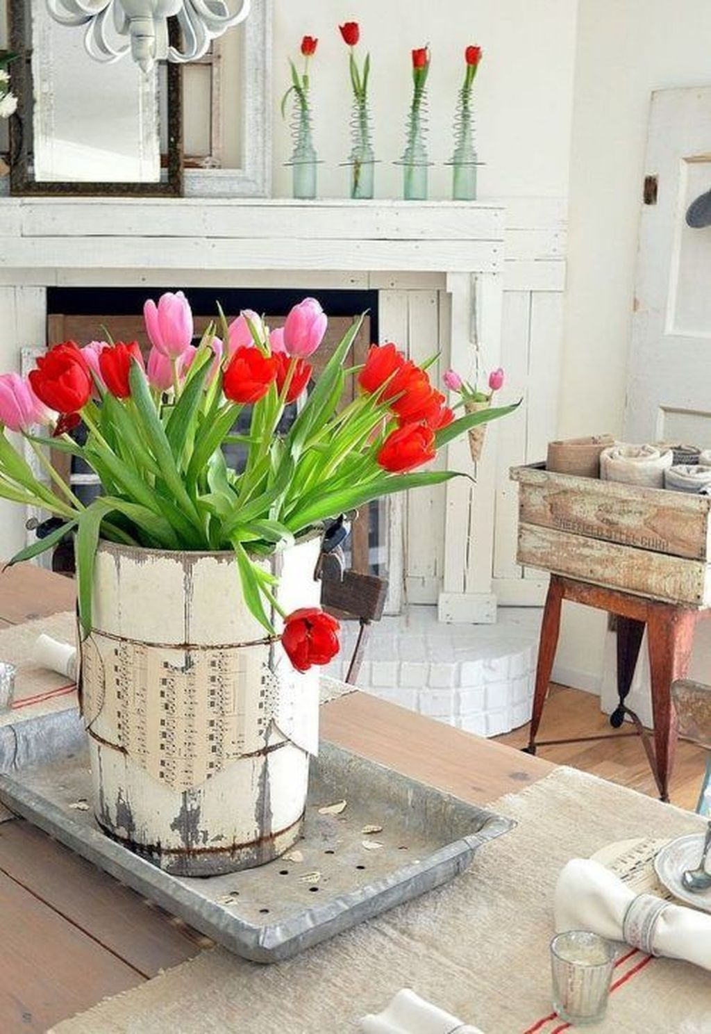 Lovely Valentine Home Decor Ideas For Couples 20