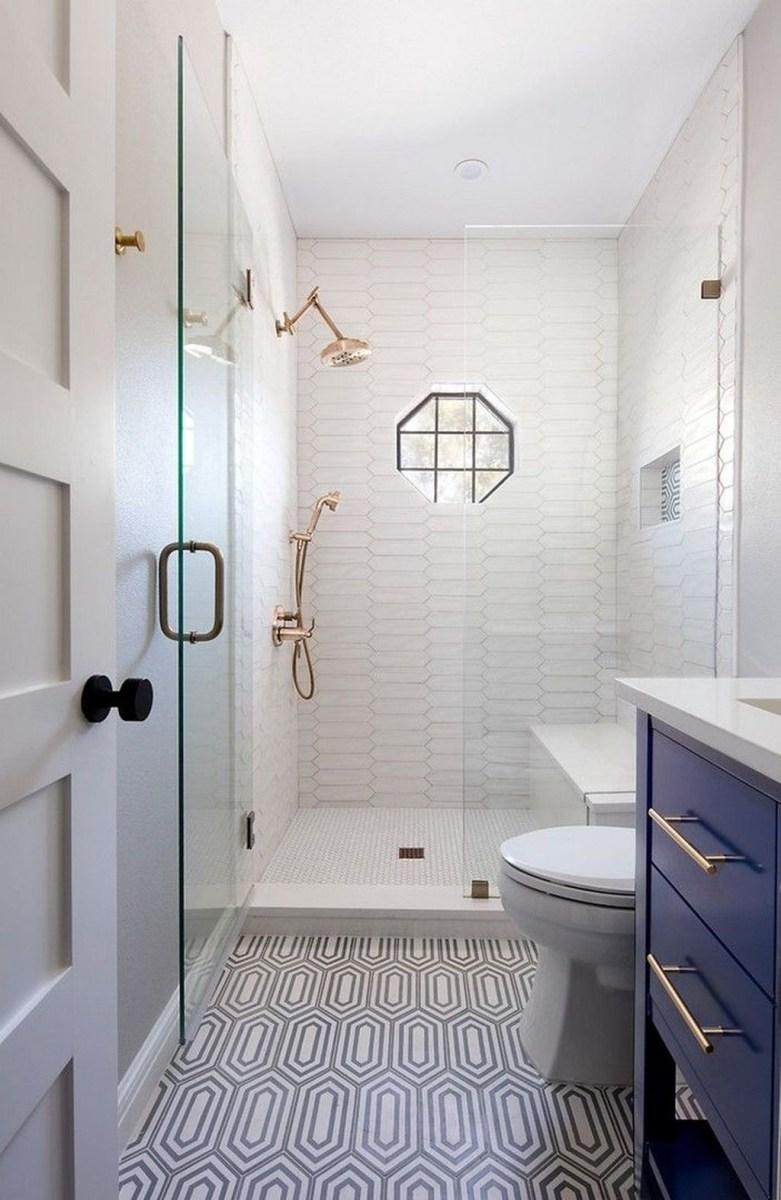 Popular Small Bathroom Remodel Ideas 24