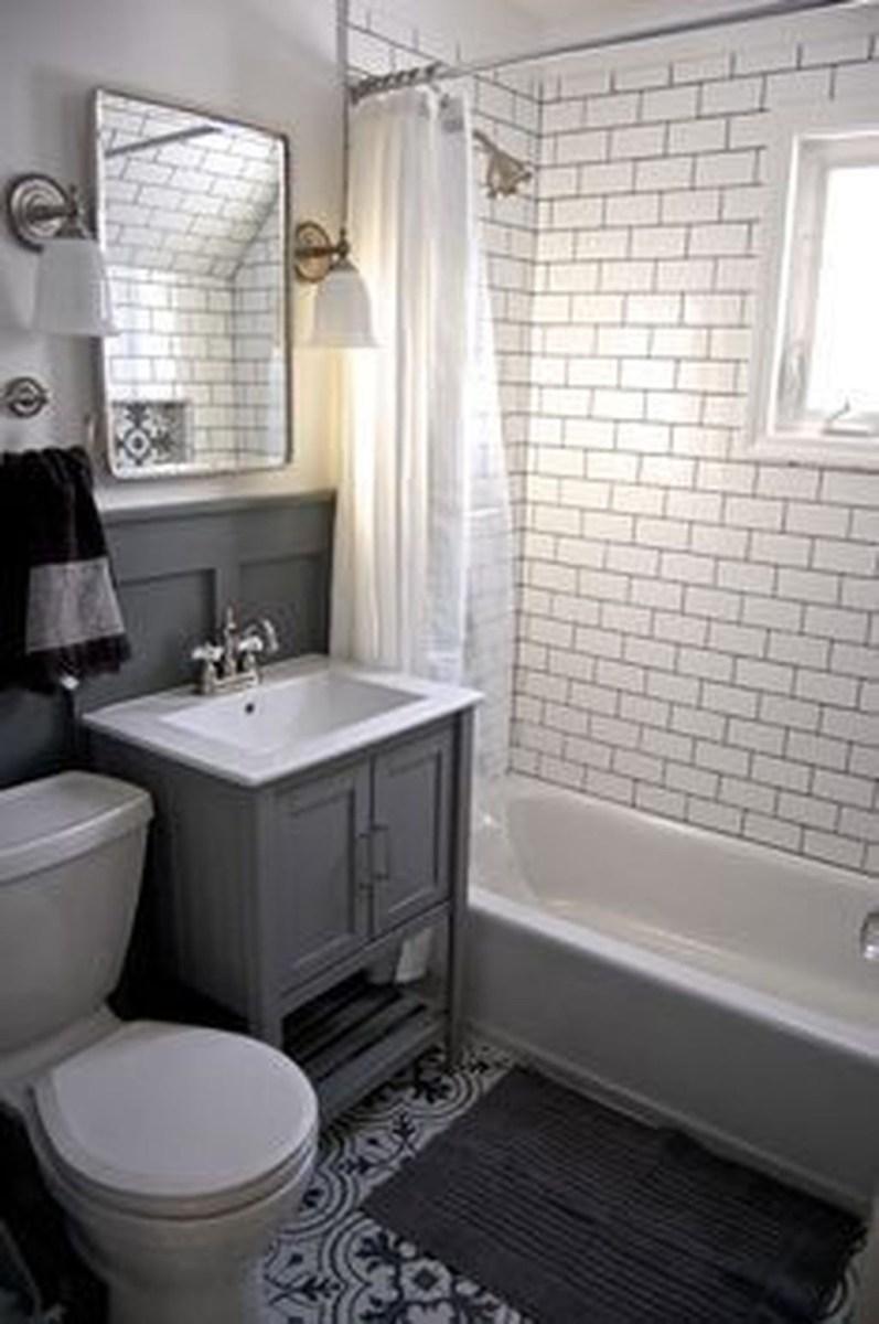 Popular Small Bathroom Remodel Ideas 35