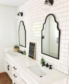 Stunning Bathroom Mirror Decor Ideas 01